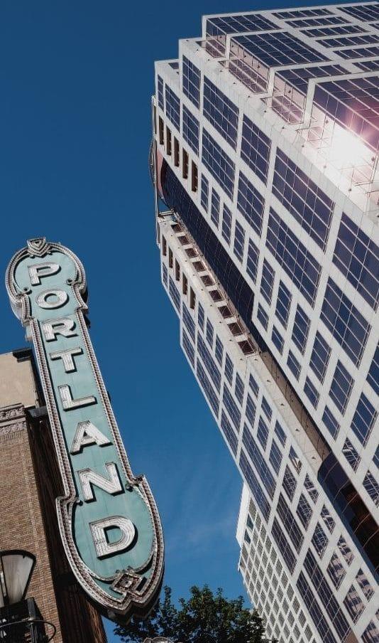 Image of Portland Skyline